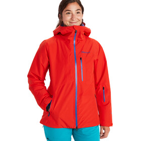 Marmot Lightray Chaqueta Mujer, victory red